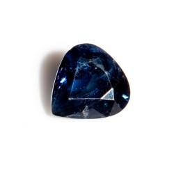 Blue sapphire 0.89ct heated...