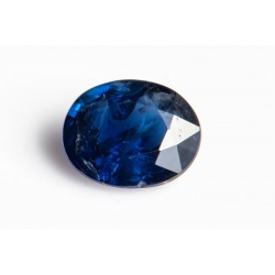 Sapphire 0.38ct heated only