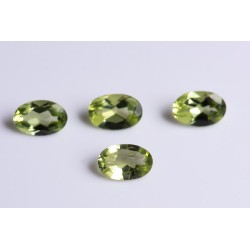 Peridot 6x4mm - price for 1...