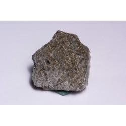 Bulgarian pyrite on quartz...