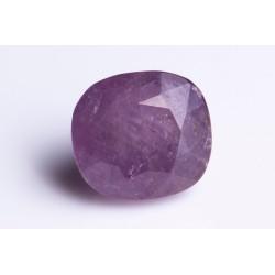 Purple sapphire 3.64ct...