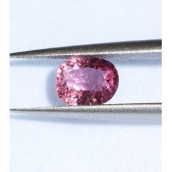 Pink tourmaline 0.72ct
